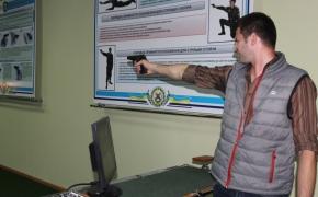 В Академії кожен спробує постріляти в електронному тирі